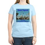 Space Capsule Women's Light T-Shirt