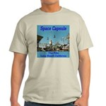 Space Capsule Light T-Shirt