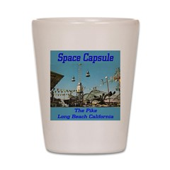 Space Capsule Shot Glass