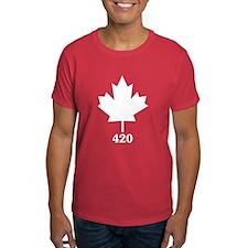 Canada 420 T-Shirt