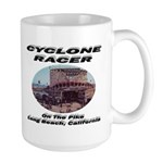 Cyclone Racer Large Mug