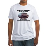 Cyclone Racer Fitted T-Shirt