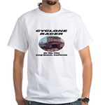Cyclone Racer White T-Shirt