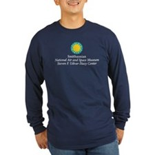 Smithsonian Long Sleeve Dark T-Shirt