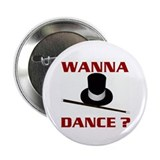 "Unique Ballroom dancing 2.25"" Button (10 pack)"