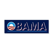 Unique President barack Car Magnet 10 x 3
