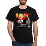 Anti Kim Jong Il Black T-Shirt