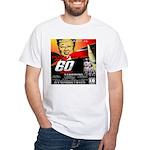 Anti Kim Jong Il White T-Shirt