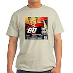 Anti Kim Jong Il Ash Grey T-Shirt