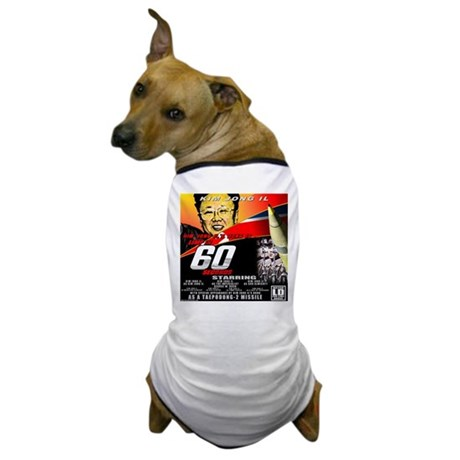 Anti Kim Jong Il Dog T-Shirt