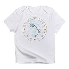 Serpent Mound Spiral Infant T-Shirt