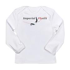 Imperial Flyers Logo Long Sleeve Infant T-Shirt