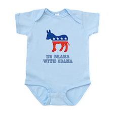 Obama 12 Infant Bodysuit