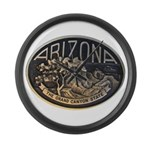 Arizona GC Large Wall Clock