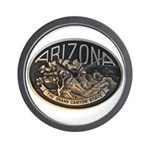 Arizona GC Wall Clock