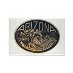 Arizona GC Rectangle Magnet