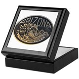 Arizona GC Keepsake Box