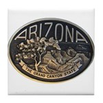 Arizona GC Tile Coaster