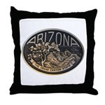 Arizona GC Throw Pillow