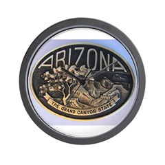Arizona GC-b Wall Clock