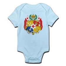 Tonga Coat Of Arms Infant Bodysuit