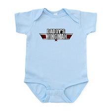 Daddys Wingman Infant Bodysuit