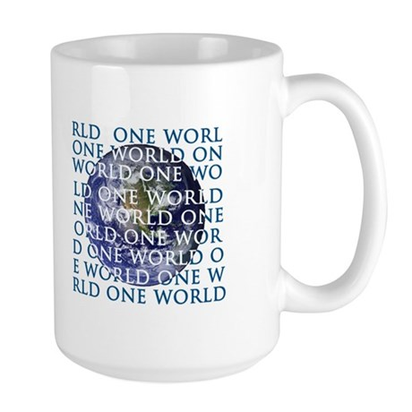 One World Large Mug