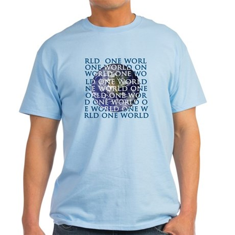 One World Light T-Shirt
