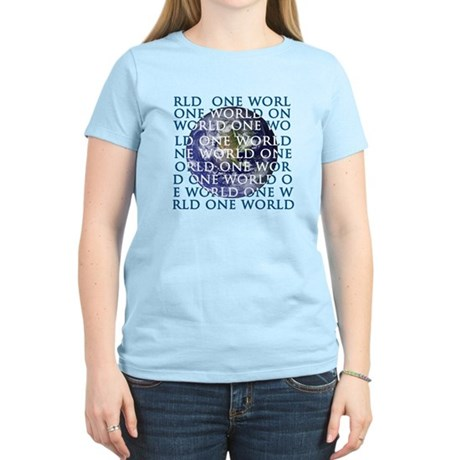 One World Women's Light T-Shirt