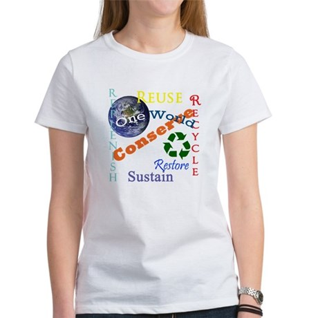 Conserve Women's T-Shirt