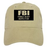 Female Body Inspector Baseball Cap