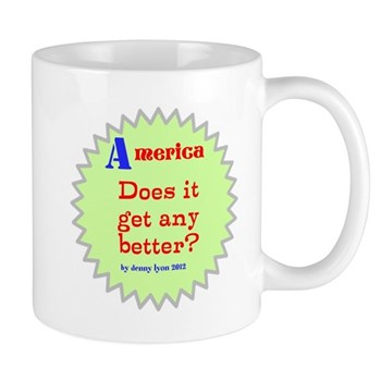 America Mug