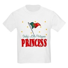 Cool Portuguese girl T-Shirt