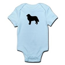 Bernese Mountain Dog Infant Bodysuit