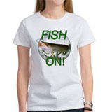 Musky fish on Tee
