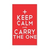 Keep Calm - Addition Edition Wall Decal