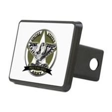 US Army Eagle Proud to Have Served Hitch Cover