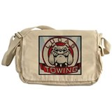 Lucas Towing Logo NEW Messenger Bag