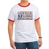 52 birthday designs T