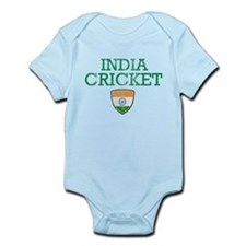India Cricket designs Onesie