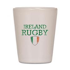 Ireland Rugby designs Shot Glass