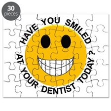 Smiled At Your Dentist Today? Puzzle