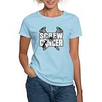 Screw Carcinoid Cancer Women's Light T-Shirt