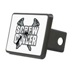 Screw Carcinoid Cancer Rectangular Hitch Cover