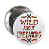 "Line Dancing 2.25"" Button (100 pack)"