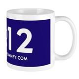 "Official Dogs Against Romney ""2012"" Mug"