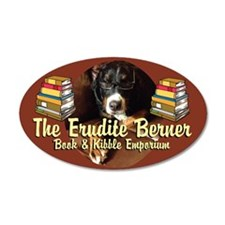 Erudite Berner Bk Store Wall Decal