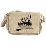 Muzzle Loader hunter Messenger Bag
