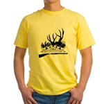 Muzzle Loader hunter Yellow T-Shirt