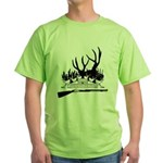 Muzzle Loader hunter Green T-Shirt